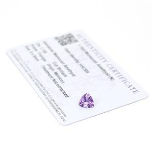 Moroccan Amethyst Gemstone Pieces  1.49cts