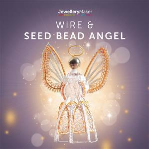 Wire & Seed Bead Angel DVD (PAL)