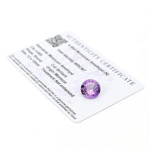 Moroccan Amethyst Gemstone Pieces  5.44cts