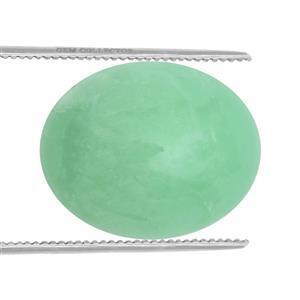 Green Opal Loose Gemstone  3.1cts