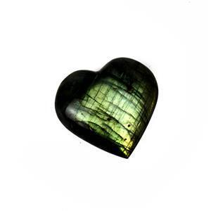 50mm Labradorite Heart