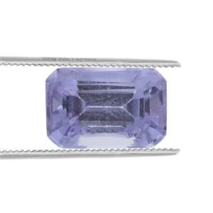 0.45cts Tanzanite 6x4mm Octagon  (H)