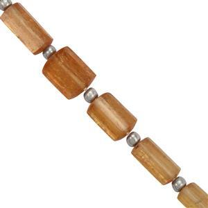 Imperial Topaz Gemstone Strands