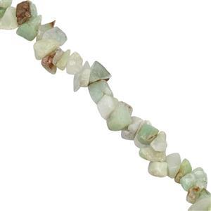 Chrysoprase Gemstone Strands