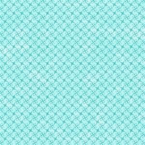 Gradiente Sky Blue Fabric 0.5m