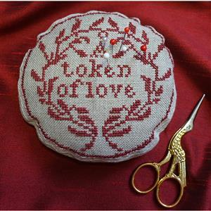 Token of Love Pin Cushion - Sewing Street Exclusive