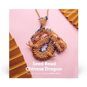 Seed Bead Chinese Dragon with Alison Tarry DVD (PAL)