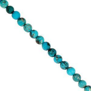 Kingman Turquoise Gemstone Strand