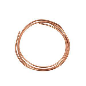 Copper Wire Gauge 1mm, Approx 40cm