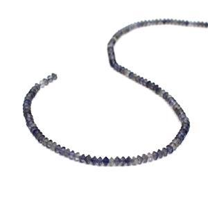 Iolite Gemstone Strands  20cts
