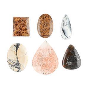 Multi-Colour Gemstone