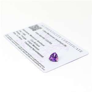 Moroccan Amethyst Gemstone Pieces  2.18cts