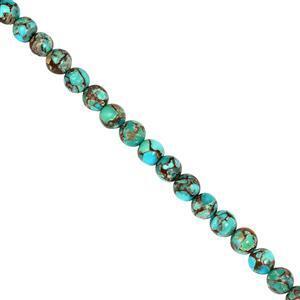 Egyptian Turquoise gemstone Strand
