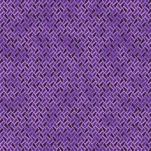Gradiente Dark Purple Fabric 0.5m