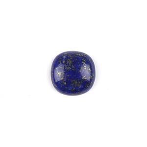7.4cts Sar-i-Sang Lapis Lazuli 14x14mm Cushion  (N)