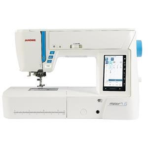 Janome Atelier 9 Sewing & Embroidery Machine