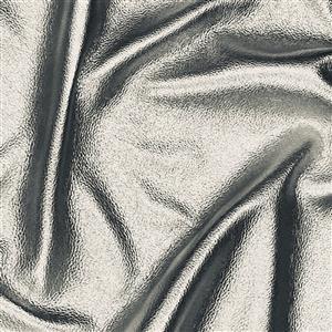 """Vegas Foil Silver Premium Cow Hide, 6x6"""""""