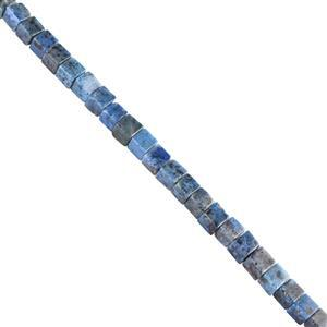 Dumortierite Gemstone Strands