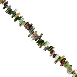 Multi-Colour Tourmaline Gemstone Strands