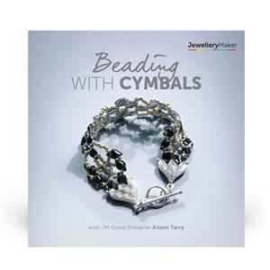 Alison Tarry's Beading With Cymbals DVD (PAL)