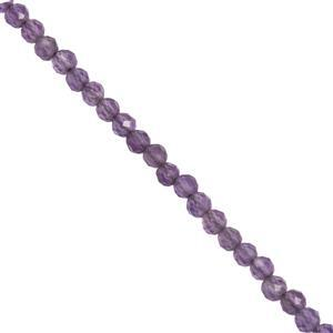 Amethyst Gemstone Strands