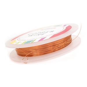 50m Copper Wire 0.4mm