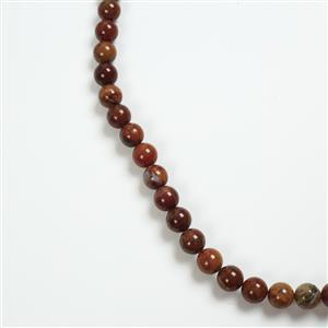 380cts Chinese Multi-Colour Agate Plain Rounds Approx 12mm, 38cm Strand
