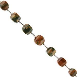 Rhyolite Gemstone Strands