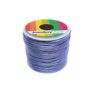 10m Lilac Satin Cord, 1mm