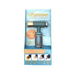 Beadsmith 5 in 1 Deluxe Whammer - Interchangeable Nylon/Dapping Head Hammer