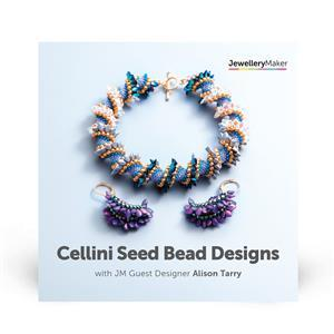 Cellini Seed Bead Designs with Alison Tarry DVD (PAL)