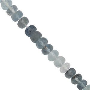 Santa Maria Aquamarine Gemstone Strands