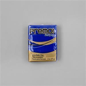 Premo! Sculpey Polymer Clay Ultramarine Blue 57g