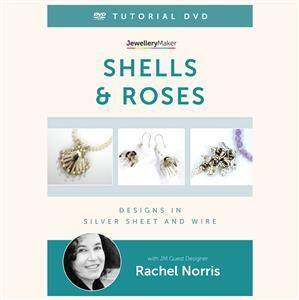 Rachel Norris Shells & Roses DVD With Booklet