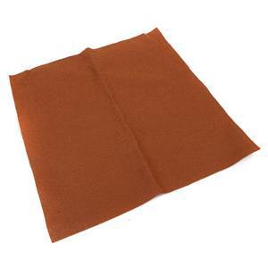 Caramel Wool Felt Approx 30x30cm (1 sheet)