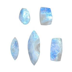 Rainbow Moonstone Gemstone