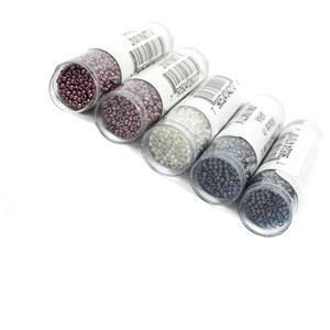 15/0 Seed bead Bundle