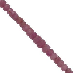 Ruby Gemstone Strands