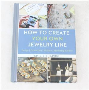 How To Create Your Own Jewellery Line by Emilie Shapiro
