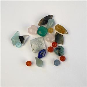 Multi-Colour Multigem Loose Gemstone  200cts