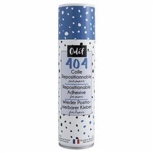 Odif 404 Repositionable Fabric Adhesive Spray 250ml