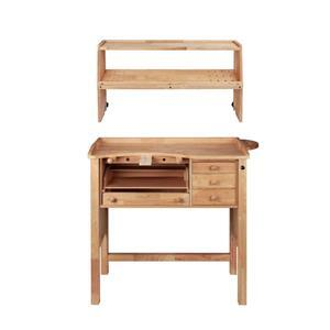 Durston Professional Jeweller's Workbench with Free Shelf
