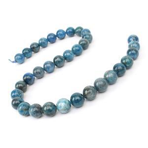 450cts Multi Neon Apatite Plain Round Approx 12mm, 38cm