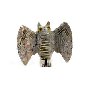 14g Soapstone Bat