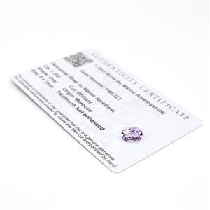 Amethyst Gemstone Pieces  1.68cts