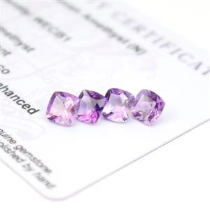 Moroccan Amethyst Gemstone Pieces  3.59cts