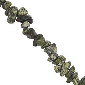 Serpentine Gemstone Strands