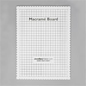 Macrame Board 39 cm x 29 cm
