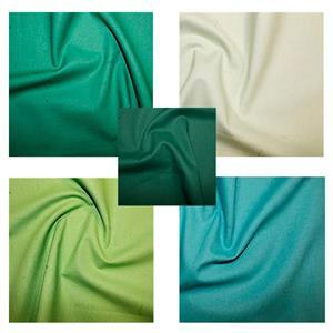 Greens Fabric Bundle (2.5m)