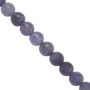 Tanzanite Smooth Rounds